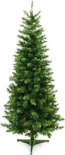 恵月人形本舗 クリスマスツリー スリムツリー 組み立て式 180cm