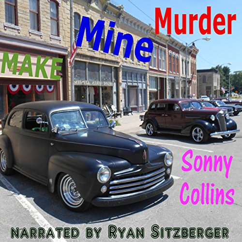 Make Mine Murder audiobook cover art