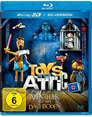 Toys in the Attic (inkl. 2D-Version)