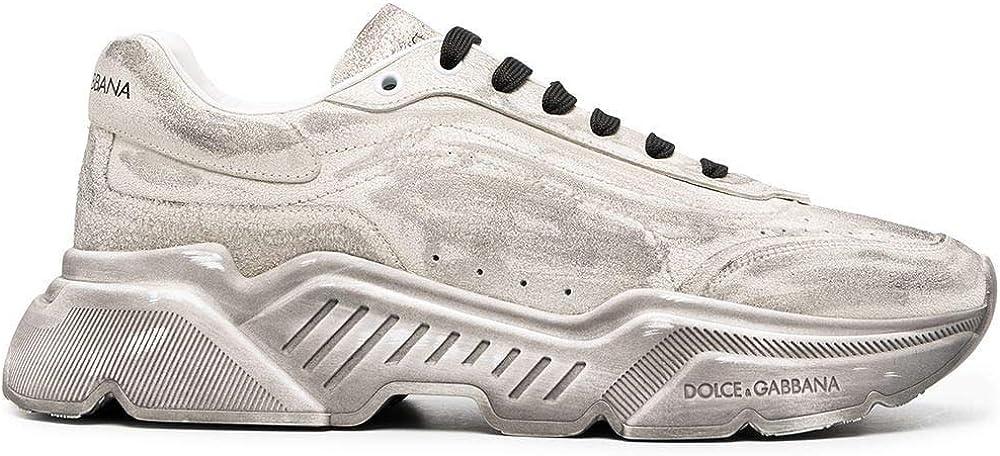 Dolce & gabbana luxury fashion  sneakers in pelle per uomo CS1791AW91880001