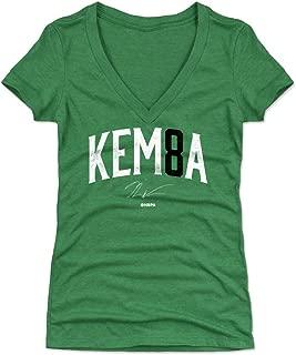 500 LEVEL Kemba Walker Women's Shirt - Boston Basketball Shirt for Women - Kemba Walker Name Number