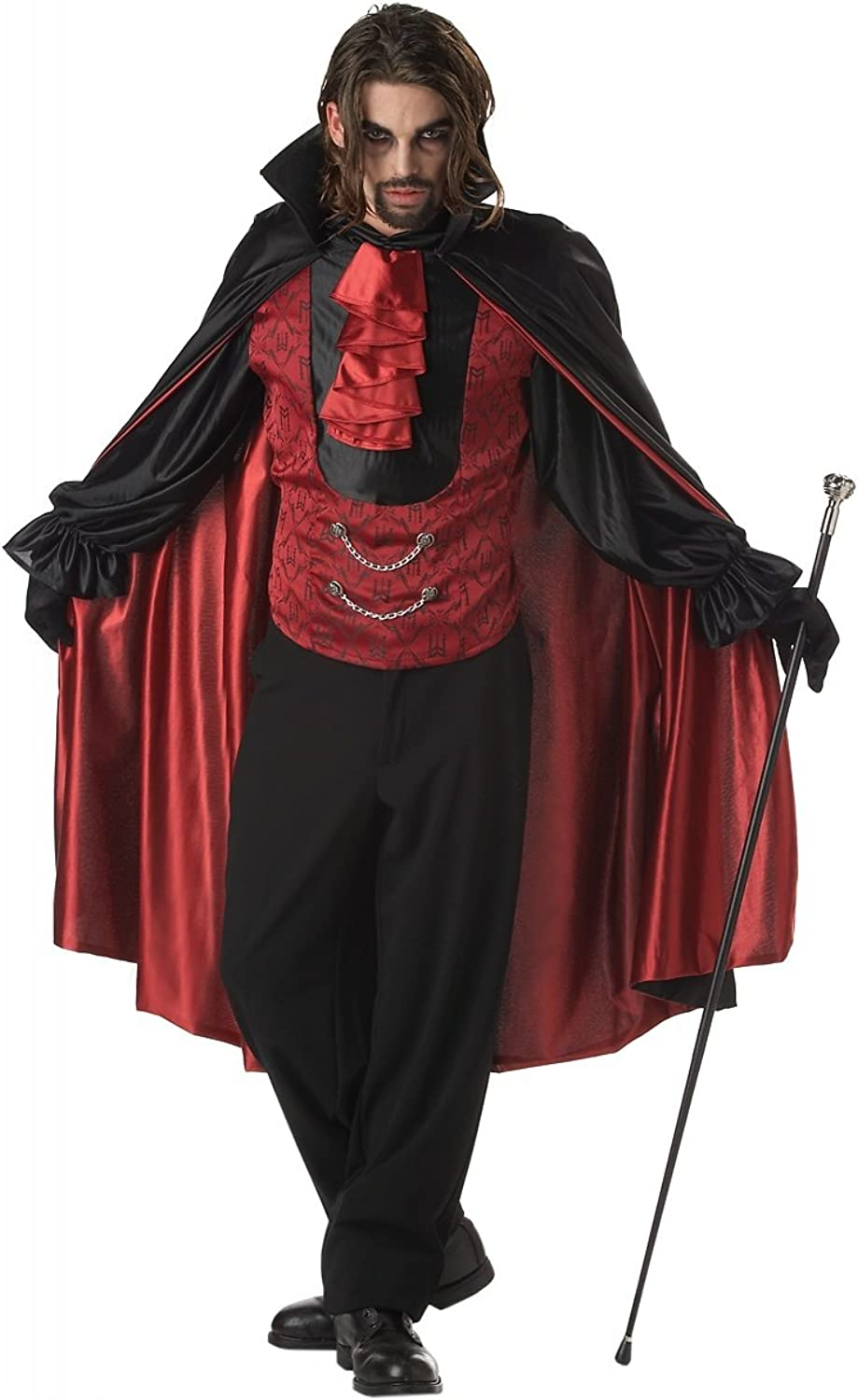 Adult Count Bloodthirst Costume Chest size LARGE