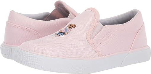 Light Pink Canvas/Sweater Vest Bear
