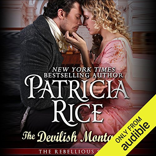 The Devilish Montague audiobook cover art