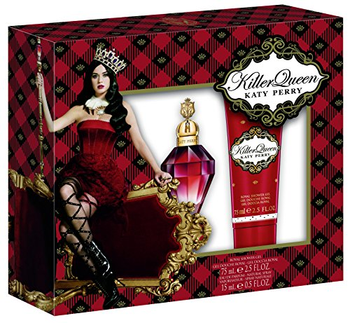 Katy Perry Katy perry geschenkset killer queen edp 15ml shower gel 75ml 1er pack 1 x 90 ml