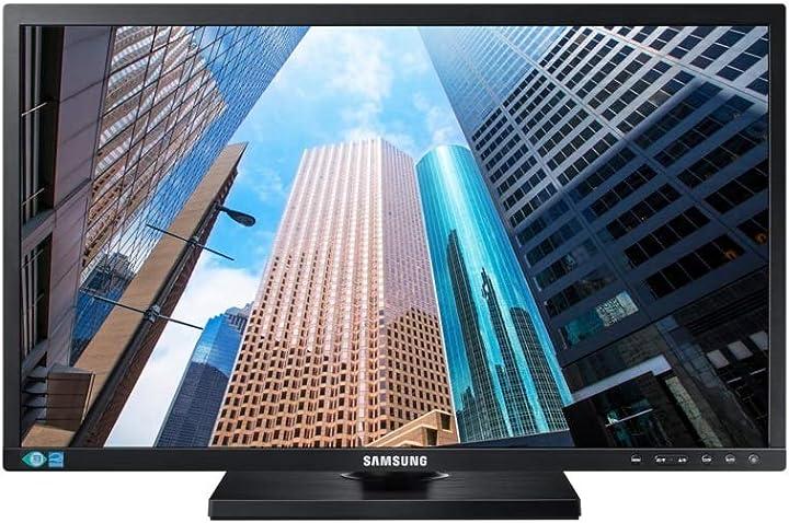 Monitor pc samsung monitor s22e450m monitor professionale 24