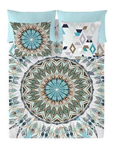 NATURALS ESMA Funda nórdica, Multicolor, 150 cm