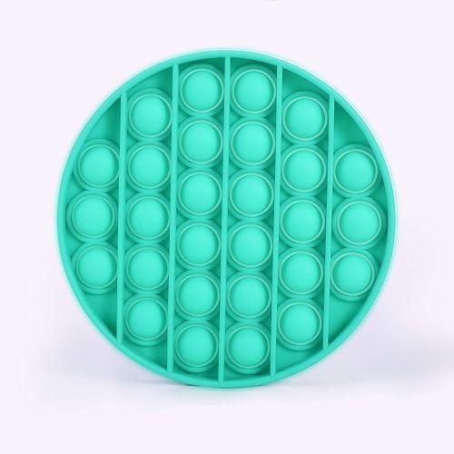 Pincez sensorielle Jouet Pousser Pop Bubble Sensory Fidget Toy Silicone Anti-Stress Jouets de Soulagement de L'anxiét...