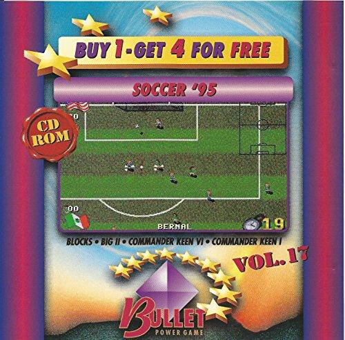 Vol.17 : Soccer '95 + Blocks + Big II + Comander Keen VI + Commander Keen I