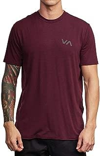 RVCA Men's VA Vent Short Sleeve TOP