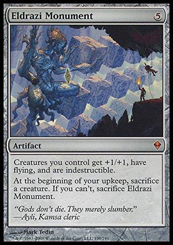 Magic The Gathering - Eldrazi Monument (199) - Zendikar