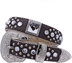 1370 Womens Western Belts Cowgirl Bling Belts Rodeo Belts Plus Size Western Belts For Cowgirls