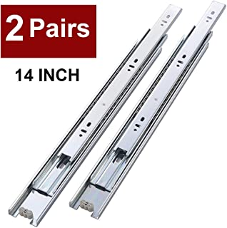 Best 15 inch drawer slides Reviews