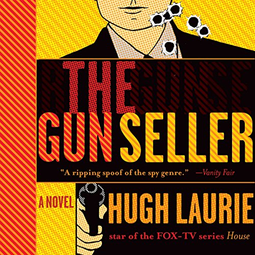 The Gun Seller cover art
