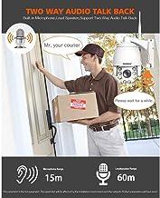 Surveillance Recorder WiFi Ptz IP Camera 1080P 3Mp 5Mp Super Hd 5X Zoom Two Way Audio Wireless Ptz Cam Outdoor 60M Ir Vide...
