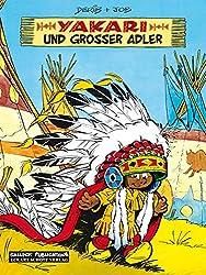 Yakari: Der kleine Indianerjunge – Comic und Trickfilm