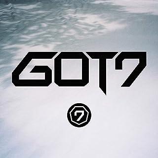 JYP GOT7 - Call My Name [A+B+C+D ver. Set] 4 Albums+Double Side Extra Photocards Set