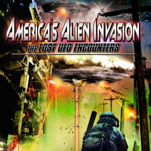America's Alien Invasion audiobook cover art