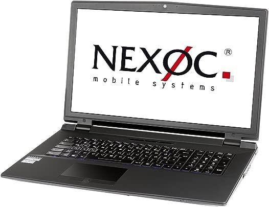 Nexoc 1362257 Laptop  2250GB  32GB  NVIDIA  schwarz