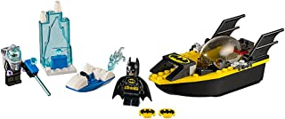 LEGO Juniors Batman vs. Mr. Freeze 10737 Superhero Toy for 4-7 Years-Old