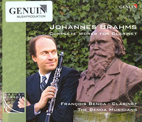 Francois/The Benda Musicians Benda - Complete Works For Clarinet
