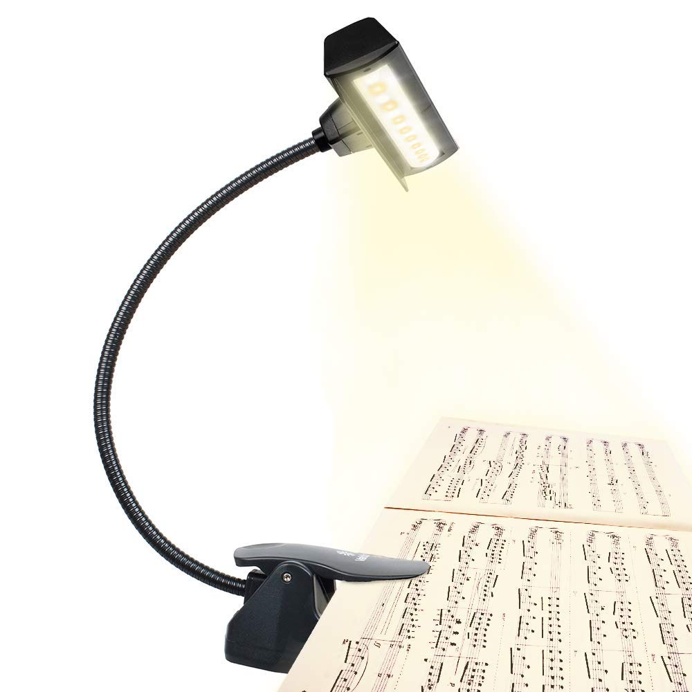 Professional 3000K 6000K Orchestra Dimmable Rechargeable
