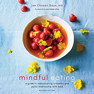 Mindful Eating audiobook cover art