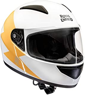 Royal Enfield Bolt FF Helmet White L-600 mm