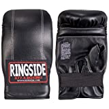 Ringside Econo Bag Gloves (Regular) , Black