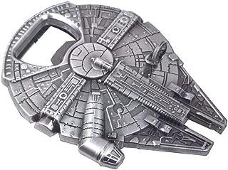 Star Wars Millenium Falcon Metal Bottle Opener Zinc Alloy, Darth Vader Outdoor Tool - Wine Bottle Opener