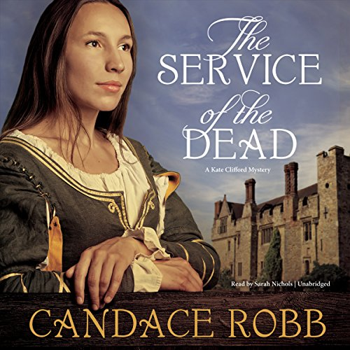 The Service of the Dead audiobook cover art