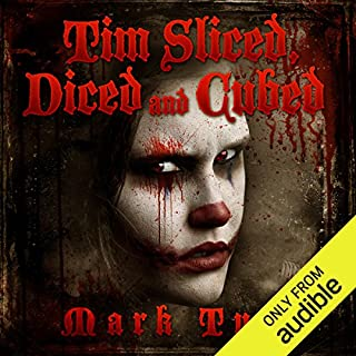 Tim 3: Sliced, Diced and Cubed audiobook cover art