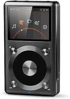 FiiO X3-II High Resolution Music Player (Black)