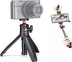 Dreibeiniges Mini-Tischstativ Reisestativ Fotostativ für Digitalkamera DSLR