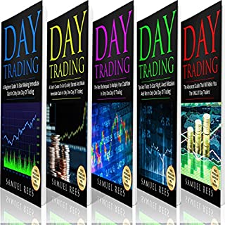 Day Trading: The Bible: 5 Books in 1 audiobook cover art