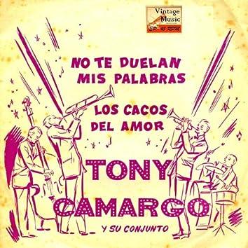 """Vintage Cuba Nº 28 - EPs Collectors """"Los Cacos Del Amor"""""""
