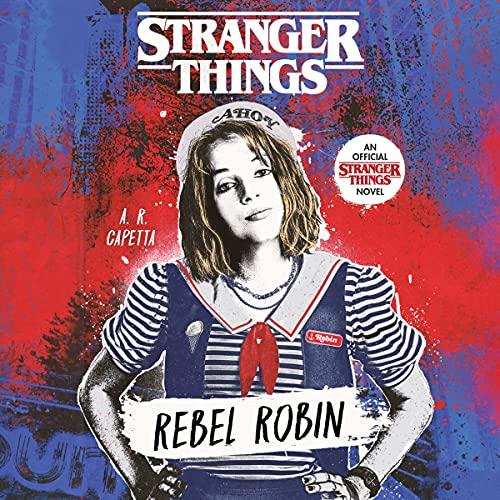 『Stranger Things: Rebel Robin』のカバーアート