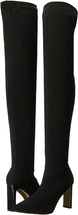 Black Stretch Fabric
