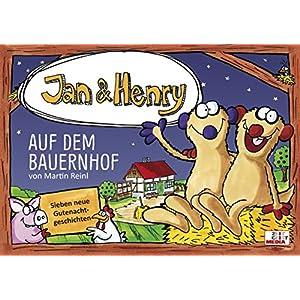 Jan & Henry - Auf dem Bauernhof (Jan & Henry / Gutenachtgeschichten)