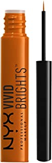 NYX PROFESSIONAL MAKEUP Vivid Brights Liquid Eyeliner - Vivid Delight (Muted Orange)
