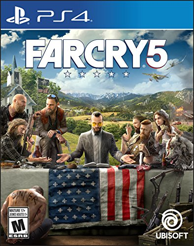 Far Cry 5 Standard Edition - Bilingual - PlayStation 4