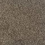 All American Carpet Tiles Wellington 23.5 x 23.5 Plush Easy to Install Do It Yourself Peel and Stick Carpet Tile Squares – 9 Tiles Per Carton – 34.52 Square Feet Per Carton (Woodstock)