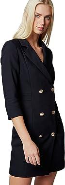 Morgan Robe Double Boutonnage Rtelma Casual Dress Femme