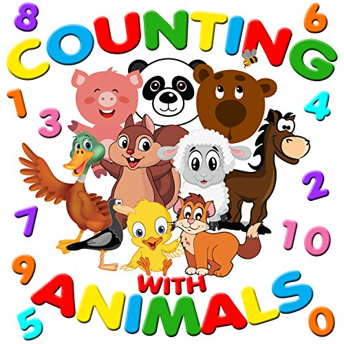 Counting with Animals cover art