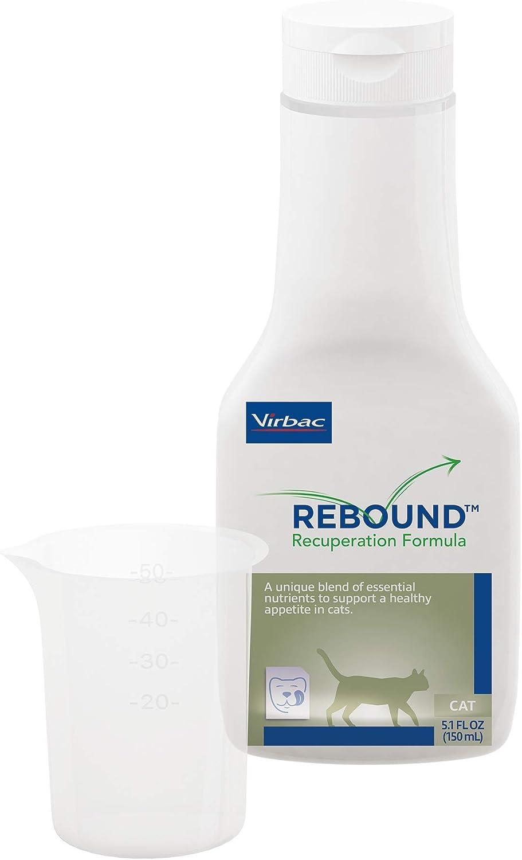 Virbac Rebound Recuperation Formula for Cats, Clear (10851), 2 Piece Set : Pet Supplies