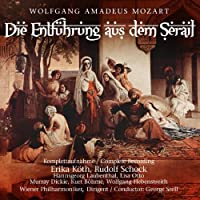 Mozart: Die Entf?hrung aus dem Serail (The Abduction from the Seraglio) by Erika K?th