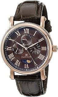 Thomas Earnshaw Men's ES-8031-04 Maskelyne - Twilight Analog Display Japanese Quartz Brown Watch