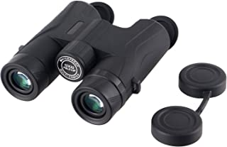 FOCUHUNTER Binoculars 10x32, 12x32 Compact BAK-4 Multi-Use Binoculars for Stargazing Bird Watching Sports Hunting Hiking T...