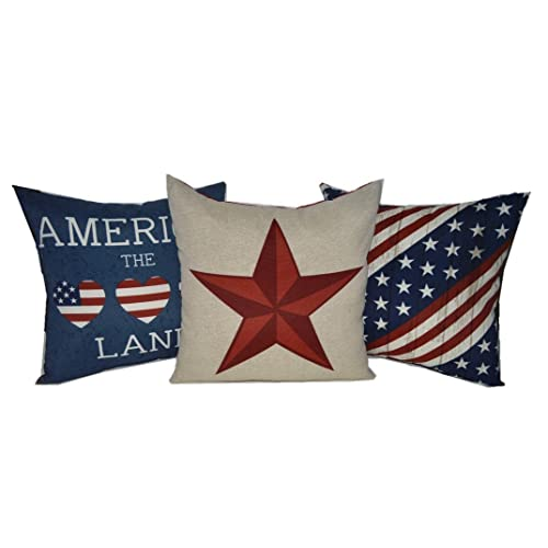 4th Of July Pillows Amazon Com
