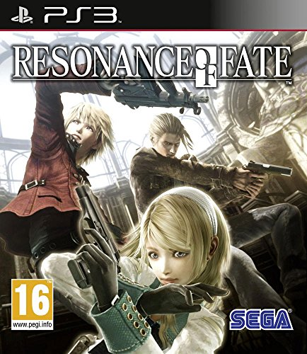 Resonance Of Fate [Französisch Import] (Deutsch-Spiel)